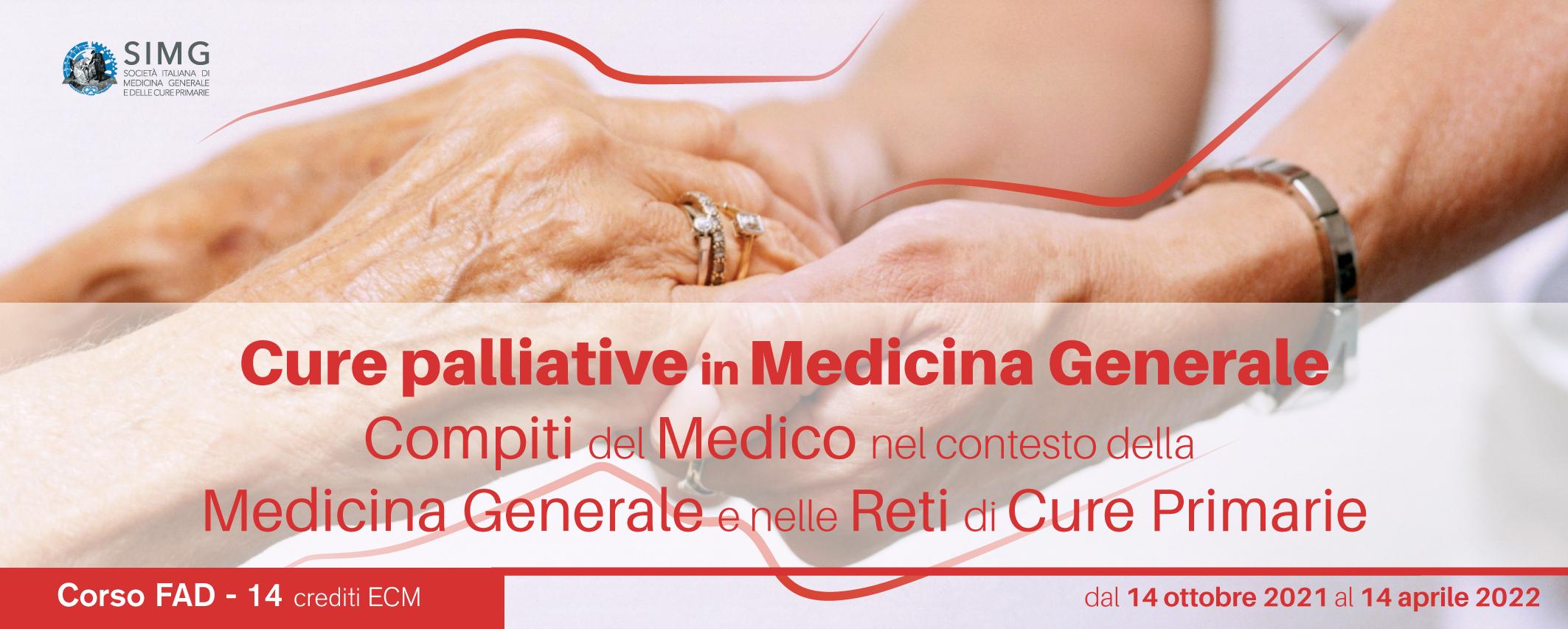 Cure palliative in Medicina Generale